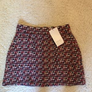 Zara Trafaluc/ fall winter collection mini skirt